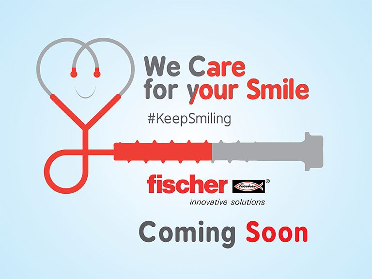 low priced 8ff23 84d18 fischer Health smile campaign 2019