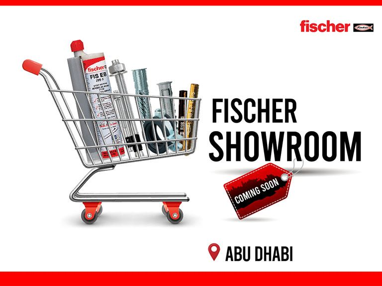 Fischer Middle East & Africa fixing all types of anchors & Frame Fixing