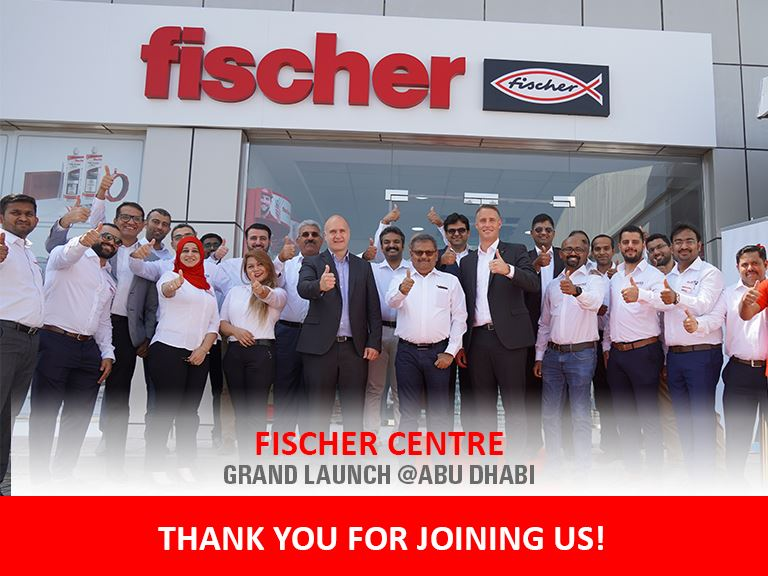 Fischer Middle East Africa Fixing All Types Of Anchors