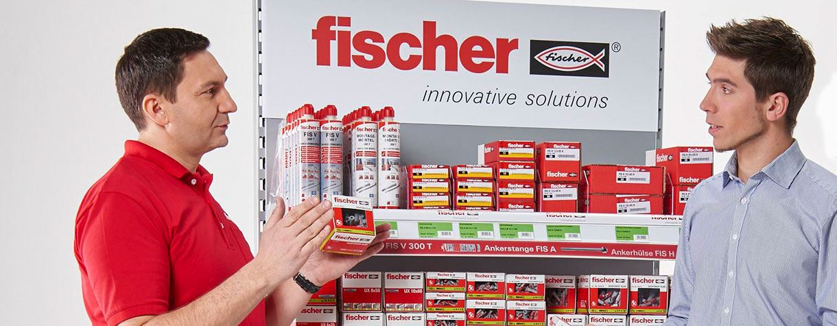 fischer solutions for retailer