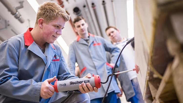 fischer training craftsmen